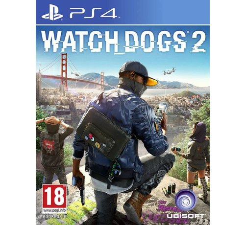 Ubisoft PS4 Watch Dogs 2 kopen