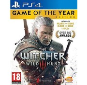Bandai Namco PS4 The Witcher 3: Wild Hunt - Game of the Year Edition
