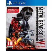 Konami PS4 Metal Gear Solid V: The Definitive Experience