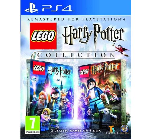 Warner PS4 LEGO Harry Potter: Years 1-7 Collection kopen