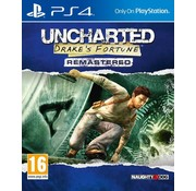 Sony PS4 Uncharted: Drake's Fortune Remastered
