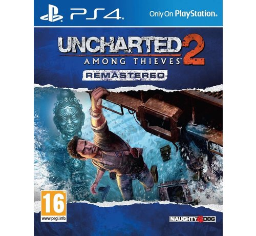 Sony PS4 Uncharted 2: Among Thieves Remastered