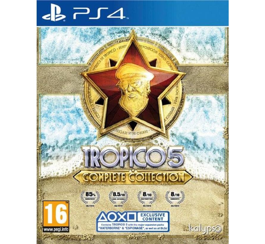 PS4 Tropico 5: Complete Collection