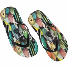 Molo slippers flipflops surfboards