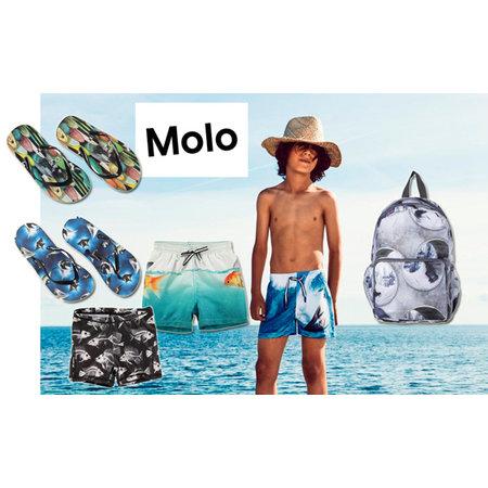 Molo zwembroek Norton Camo Jungle UV 40+