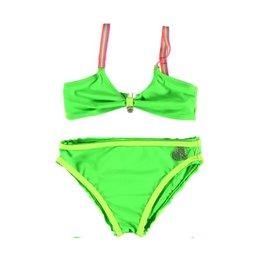 Kidz-Art bikini fluo groen