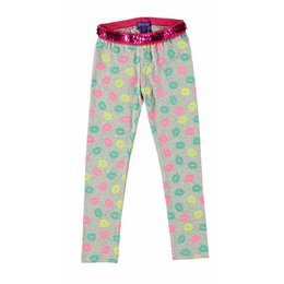 Kidz-Art legging kisses multicolor