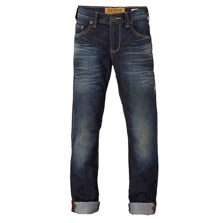 Petrol Industries Terrell faded jeans