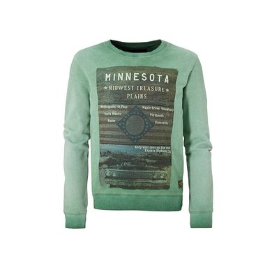 Cars Jeans sweater Minnesota green