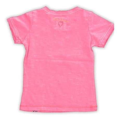 Petrol Industries girls shirt fluo pink