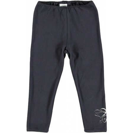 Bampidano legging ebony grey