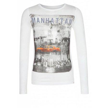 Cars Jeans Girls shirt Manhattan