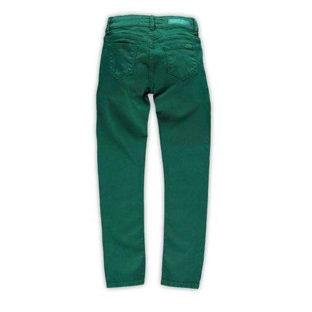 Cars Jeans stretch slim fit broek Sea Green