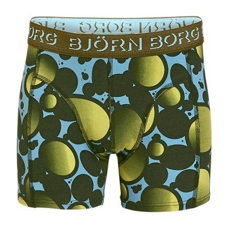 Björn Borg boys boxer Army print