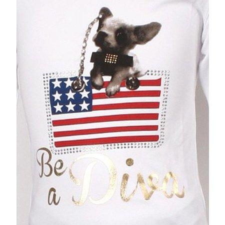 Be A Diva  shirt American Puppy