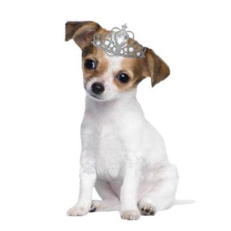 Strijkapplicatie Little Puppy Dog Princess