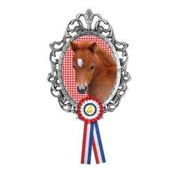 Strijkapplicatie Pony paardje