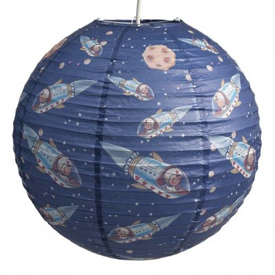 Rex London Stoere lamp astronauten