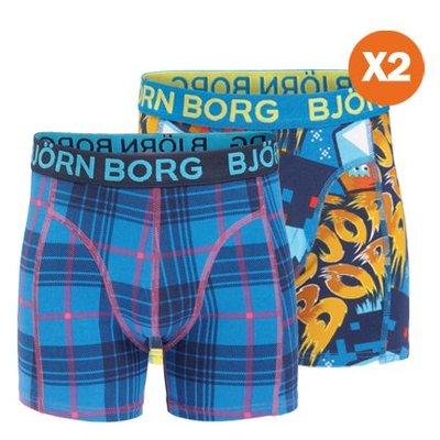 Björn Borg jongens boxers 2-pack Computer