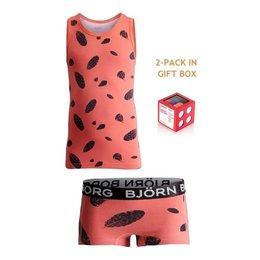 Björn Borg giftbox 2-pack set meisjes