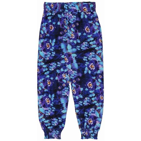 O'Chill loose fit jersey flower pants violins
