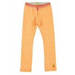 Kidz-Art legging orange dots