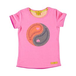 Kidz-Art shirt Yin en Yang