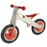 Simply Houten loopfiets Simply Red