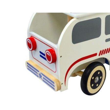 I'm Toy Loop-en Duwwagen Politie
