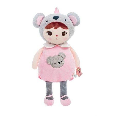 MeToo Metoo Doll Rugzak Koala Bear Pink