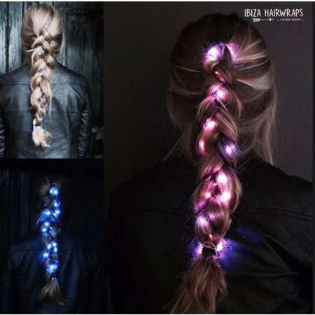 Ibiza hairlights IBIZA hairlights lichtjes voor in je haar