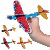 Superhelden foam Vliegtuigjes DIY