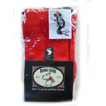Bonnie Doon chou chou capri legging rood