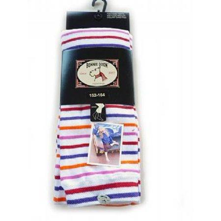 Bonnie Doon legging multicolor stripes