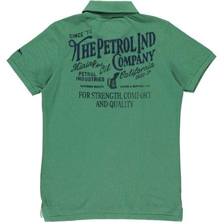 Petrol Industries polo shirt Fresh Green