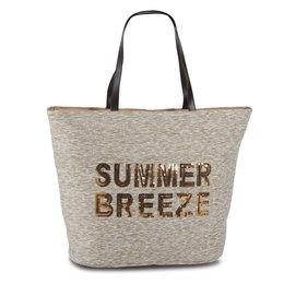 Fabrizio Canvas Shopper Summer Breeze