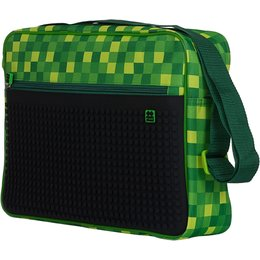 Pixie Crew Messenger bag Minecraft  Creeper DIY