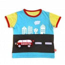 BeeeTU (speel-)shirt Amsterdam incl. speelgoed