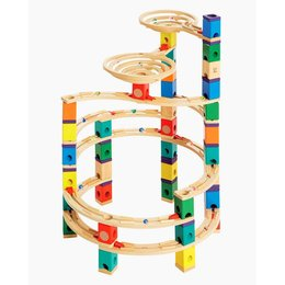 Hape Quadrilla Houten Knikkerbaan The Cyclone XL