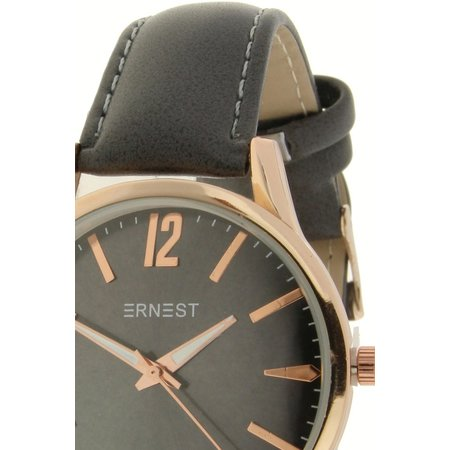 Ernest Unisex horloge Jula Grey