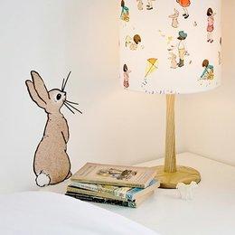 muursticker  konijntje Boo
