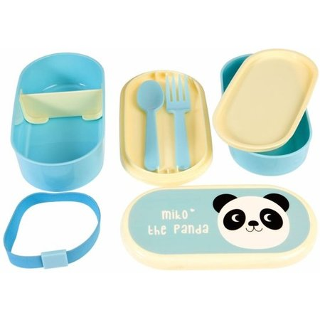 Rex London Bento box Panda Beer