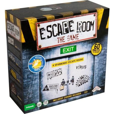 Identity Games Escape Room The Game NL