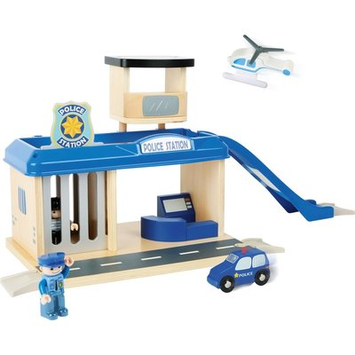 Small Foot Design Houten Politiebureau