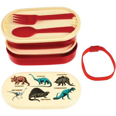Rex London Bento box Dinosaurussen