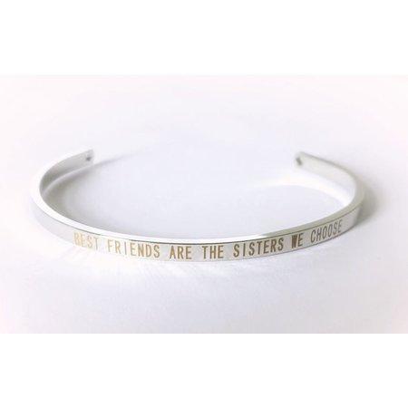 "Statement armband  ""Best Friends """