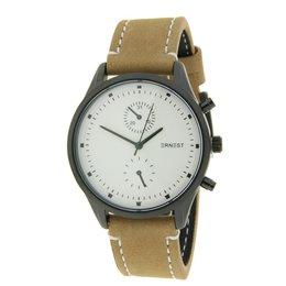 Ernest Heren horloge Benck Camel