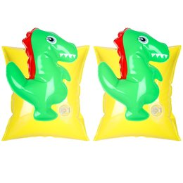 The Essentials Stoere 3D dino zwembandjes 2-6 jr
