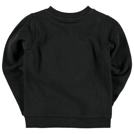 Molo girls sweater Milla Leeuw Goud met kant