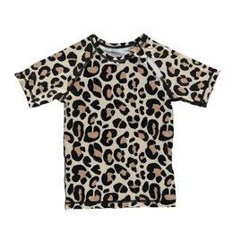 Beach & Bandits UV zwemshirt  Leopard -luipaard